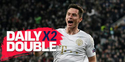 DAILY DOUBLE! Champions League-voetbal loodst ons naar verdubbeling!